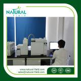 Poeder van het Poeder van het Uittreksel van 100% het Natuurlijke Eucommia Ulmoides Chlorogenic Zure dat in Schoonheidsmiddelen wordt gebruikt