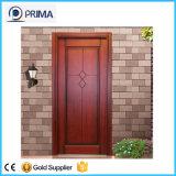 現代内部の純木のドアの木のドア