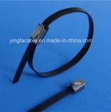 Польностью Coated связь кабеля нержавеющей стали 316 (колючка трапа)