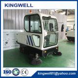 Three-Wheel закрытый электрический метельщик дороги (KW-1900F)