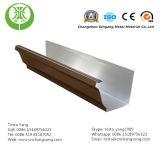 Rinne spritzen unten Prepianted Aluminiumring/Blatt heraus