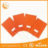 riscaldatore del riscaldamento della gomma di silicone di 3maker 12V 280W per la stampante 3D