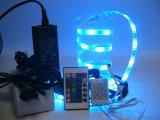 2016 nuovo indicatore luminoso di striscia astuto di disegno DC12V SMD3528 LED con il sensore di movimento