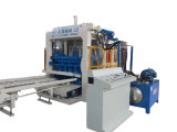 Niedriger Kleber-konkreter Ziegelstein-Block der Investitions-Qt10-15, der Maschine herstellt