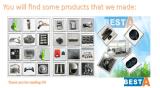 Piezas de torneado del CNC de EDM