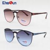 Metal Óculos de sol do desenhador do tipo da senhora (KS1246)