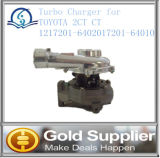 Turbo Lader 17201-64020 17201-64010 voor Toyota 2CT CT12