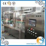 Maquinaria de relleno auto de alta velocidad del agua mineral