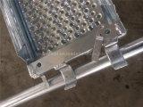 Ringlock 비계를 위한 비계에 의하여 직류 전기를 통하는 강철 판자 또는 널 또는 갑판
