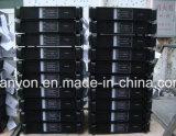 Línea de gran alcance 4 amplificador del interruptor 1300W X de Fp10000q del arsenal