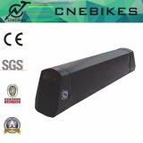 De vélo type électrique batterie au lithium 36V 10.4ah de tube vers le bas
