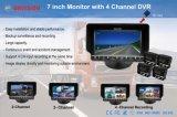 7 pulgadas del coche de monitor de control de tacto del patio con DVR Fuction