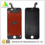 Una pantalla táctil más de alta calidad del LCD del precio de fábrica para el iPhone 5c