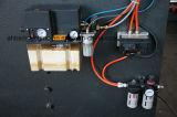 V強盗の証拠のドアのための溝機械