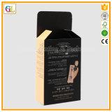 Роскошная косметическая бумажная упаковывая коробка с изготовленный на заказ печатание