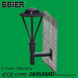 금속 Hallde Wallpack 보충 LED (BB-LD-100W-AR-B)