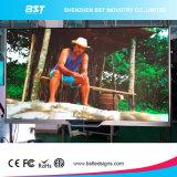 Heet verkoop P2.5 Kabinet van het Afgietsel van de Matrijs van de HD Vaste Binnen LEIDENE SMD van de Installatie Muur van de Vertoning het Video voor Reclame