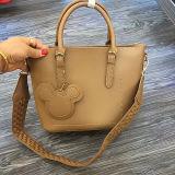 Nuovo sacchetto delle donne della borsa di modo della ragazza del progettista di vendita calda con la cinghia larga Sh136 del tessuto