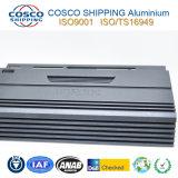 Штранге-прессовани алюминия Customzied/алюминиевых для приложения усилителя автомобиля с ISO9001 аттестовало