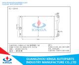 parti di raffreddamento del radiatore dell'automobile del passo dell'aletta di 5mm per Toyota Corolla'08 (per la Tailandia)
