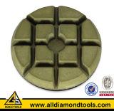 Almofada de polonês do assoalho da ligação da resina do diamante para o concreto