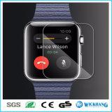 Erstklassiger ausgeglichener Glasschicht-Bildschirm-Schoner für Apple Iwatch