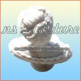 Женский мраморный бюст Mbt1703