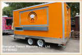 Neuf de Ys-Fb390d obtenu ! Restaurant mobile à vendre le camion de nourriture à vendre l'Europe