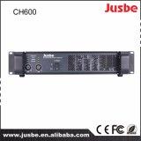 CH600高い発電2チャネルの専門の可聴周波電力増幅器