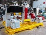 Steindrehbank-Ausschnitt-Maschine, zum der Spalte-Balustrade-Geländerdocke (SYF1800) zu schneiden