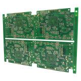 Vorhänge begrabene Vias gedrucktes Leiterplatte für elektronisches Bedienpult