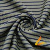 Tissu élastique tricoté de Lycra de Spandex de polyester pour la forme physique de vêtements de sport (LTT-YLZJT3#)