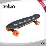 Aufgeladenes Fernsteuerungsminiausgleich-elektrisches Skateboard des selbst100w*2 (SZESK003)