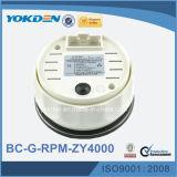 BC GRpmZy4000 Genset Rpmのメートル