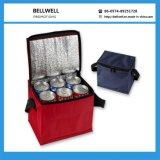 Sac durable personnalisé promotionnel de refroidisseur de type de sacs de glace