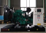 18-375kVA China Dieselgenerator-Set mit schalldichter Kabinendach-Gehäuse Gd Serie