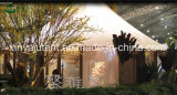 De hotel Gevormde Tent van Glamping van Tenten voor de Gebeurtenissen van de Catering