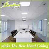 Fireproof 600 * 600mm Escritório de alumínio do teto