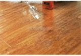 la cerise de 12mm a taillé la technologie allemande d'utilisation d'épreuve de l'eau avec le plancher en bois conçu par Unilin