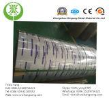 Rol/Blad van het Aluminium van Prepianted van het Spuiten van de goot het de Beneden