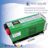 C.C. al inversor puro de la energía solar de la onda de seno del sistema de pesos americano 3kw para la Sistema Solar