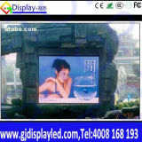 El precio competitivo de la visualización de pantalla de interior de S-P4.81 LED para los usos de la etapa