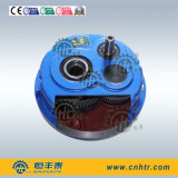 Hxg (TA)の円形シャフトによって取付けられる変速機