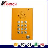VoIP 핸즈프리 비상사태 전화 홍조 마운트 Knzd-29 Kntech