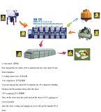 EVA-Maschine für die Herstellung der Hefterzufuhr/der Sohle
