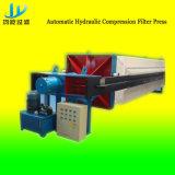 Hochdruckfilterpresse für städtische Abwasser-Klärschlamm-Behandlung