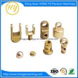 Peça da precisão do CNC, dispositivo elétrico e gabarito fazendo à máquina, peças de trituração da precisão do CNC