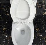 Toilette d'une seule pièce de soupape de vidange de la salle de bains UPC