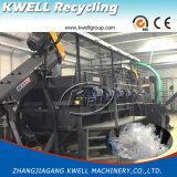 Pp. filmen die Wiederverwertung der Waschmaschine