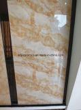 Hohe glatte Baumaterial-glasig-glänzende Fliese